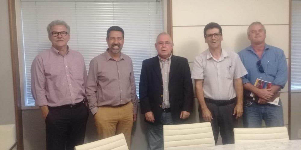 Reunião de Criação da Comissão de Terceirizadas do SINDUSCON-RJ