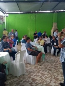 Primeira Confraternização dos Locadores do Rio de Janeiro