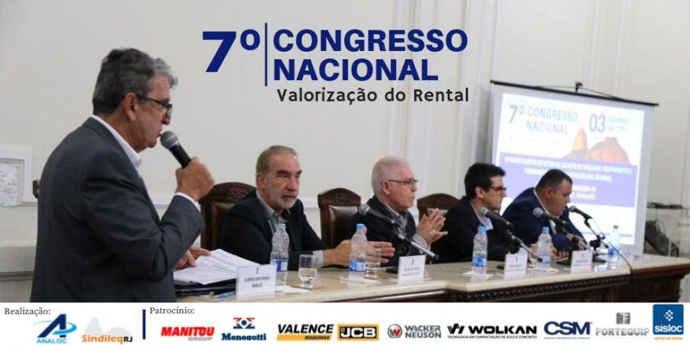 7º Congresso Nacional da Valorização Rental foi um Sucesso!